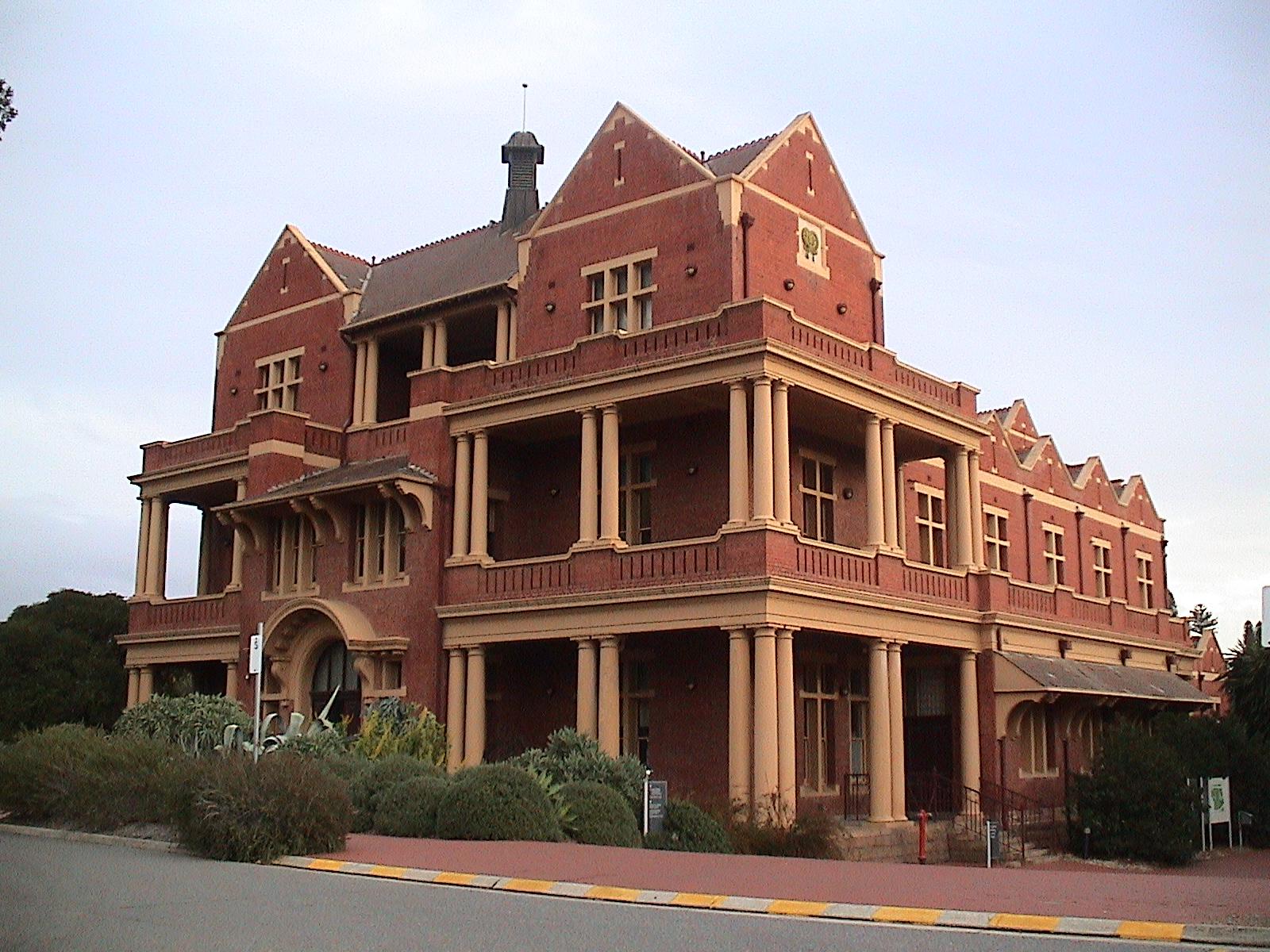 Adelaide botanic garden sa history hub for Adelaide house