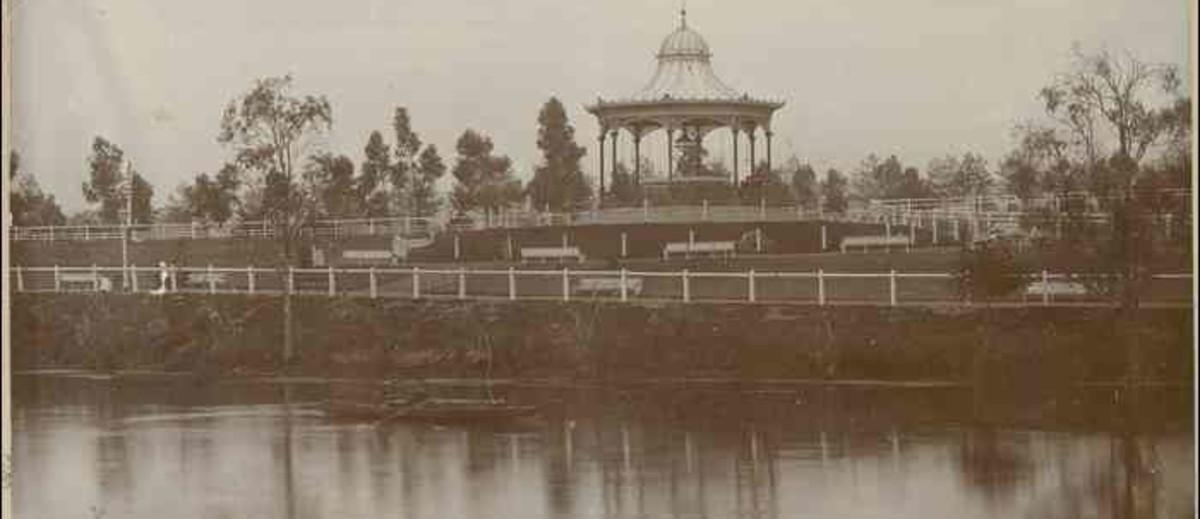 Image: nineteenth century rotunda