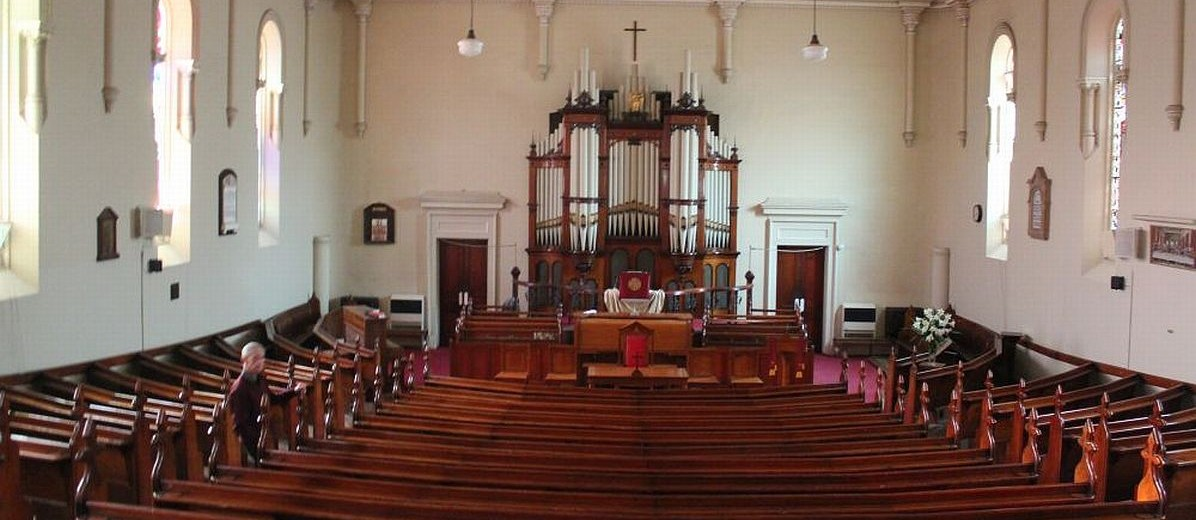 Image: North Adelaide Baptist Church