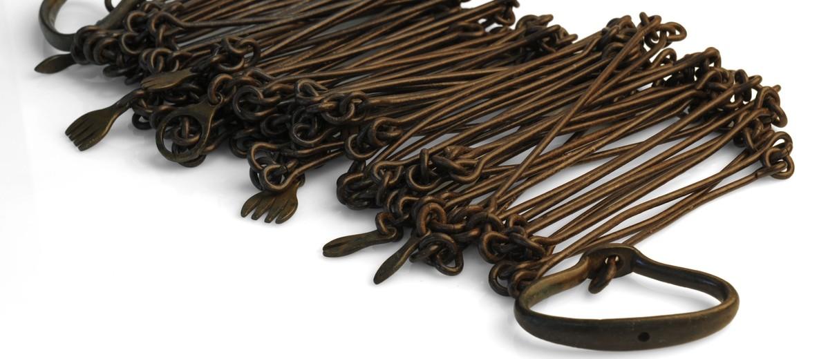 Image: survey chain
