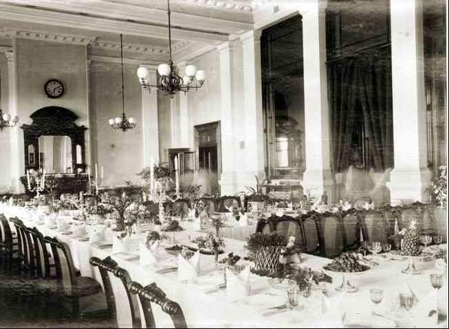 Parliamentary Dining Room