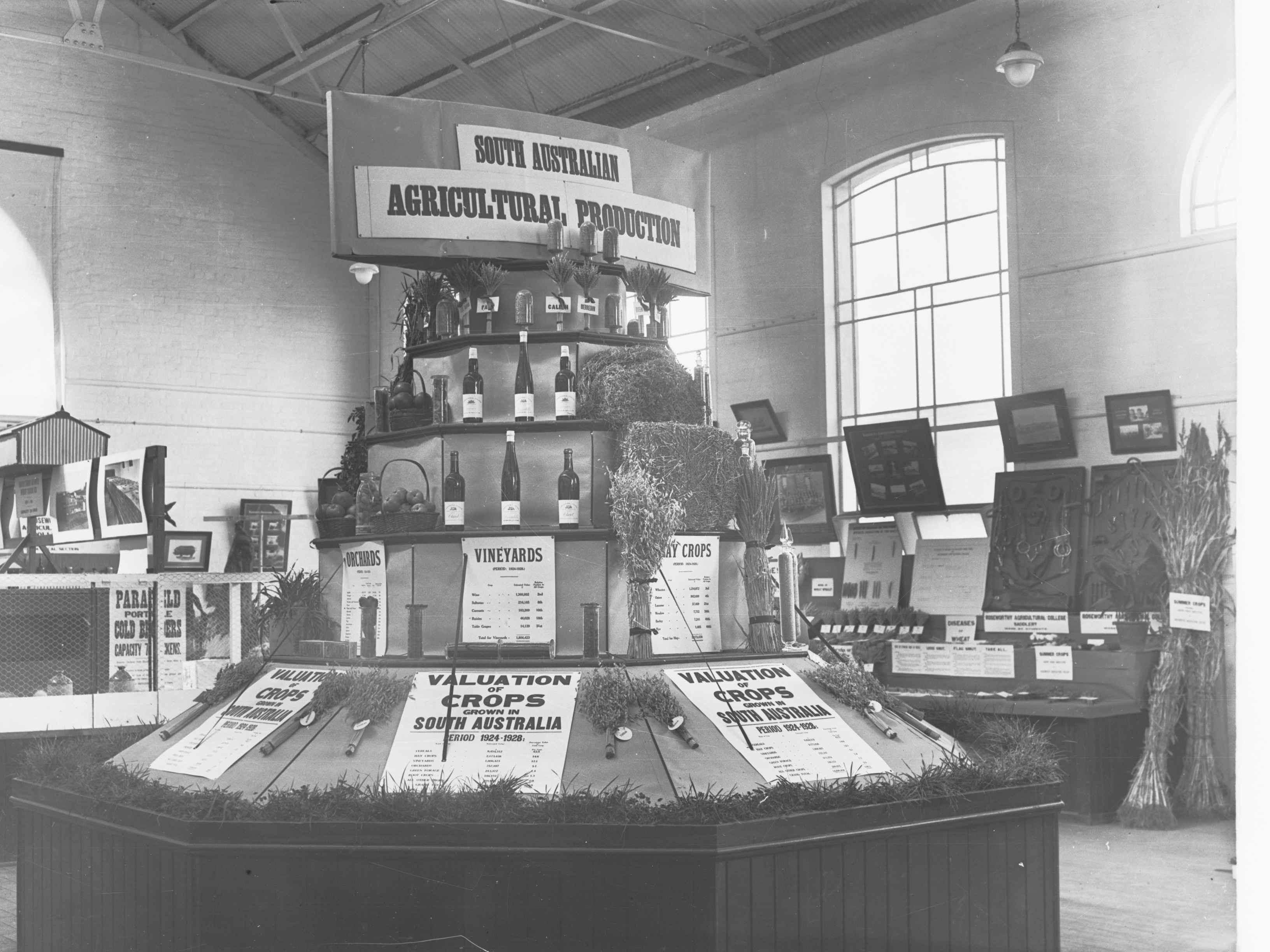 Exhibition Displays Adelaide : Royal adelaide show sa history hub