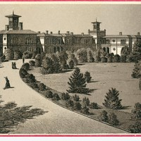 Image: Adelaide Hospital in 1890