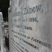 Image: engraved grey stone grave headstone