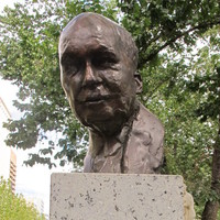 Image: Bust of Sir Lawrence Bragg