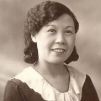Image: portrait of woman