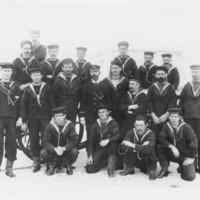 Image: Crew of HMCS Protector