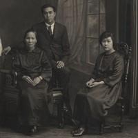 Image: family portrait