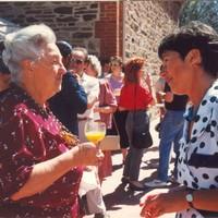 Image: people talking