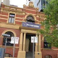 Image: Former YWCA Headquarters, Hindmarsh Square