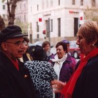 Harold Thomas, creator of the Aboriginal Flag