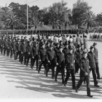 Image: Volunteer Defence Corps at Torrens Parade Ground