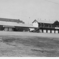 Image: Former Army offices and Drill Hall, Torrens Parade Ground