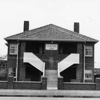 Cortina apartments, 208 South Terrace east, 1941