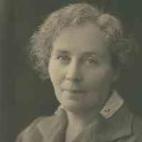 Laura Margaret Hope (nee Fowler), c.1925