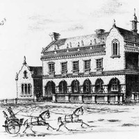 Parliament House, 1858