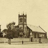 St Patrick's Church, Grote Street, Adelaide