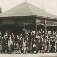 Advanced School for Girls old scholars Krishock Studios, photographer 1928