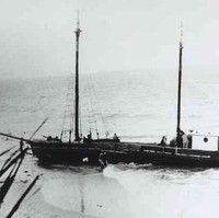 Image: Shipwreck on Kangaroo Island