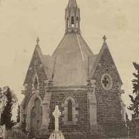 Smythe Memorial Chapel, West Terrace Cemetary.