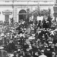 The Great Stuart Demonstration, 1863