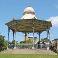 Elder Park rotunda, 2013