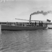 Image: steam boat