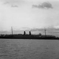 Image: steam ship