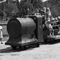 Image: Train at Zoological Gardens