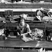Image: Female employees at Holden Motor Body Works