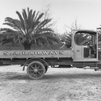 Image: South Australian Railways truck