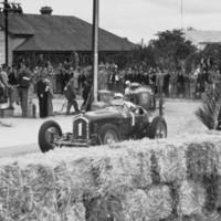 Image: Lex Davison and Alfa Romeo