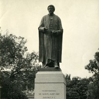Sir Samuel Way statue