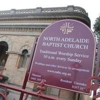 Image: North Adelaide Baptist Church