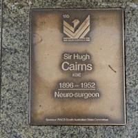 Image: Sir Hugh Cairns Plaque