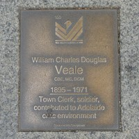 Image: William Charles Douglas Veale Plaque