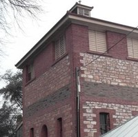 The former Pike's Brewery, Oakbank, 2012