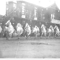 Image: Mounted Police at Torrens Parade Ground