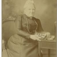 Portrait photo of Catherine Helen Spence