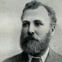Head and shoulders of a bearded man