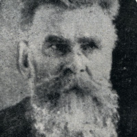 Head and shoulders image of bearded man