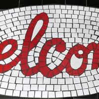 Mosaic welcome