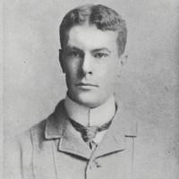 Image: Upper body portrait of a man