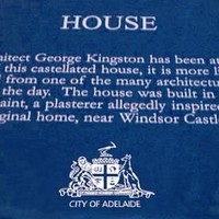 Image: A worded Heritage Place plaque