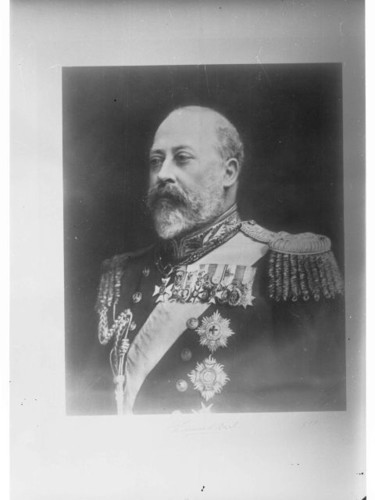 Portrait of King Edward VII, prior to 1910