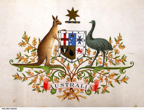 Image: Australian Coat of Arms