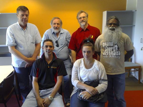 Kaurna Warra Pirku (Kaurna language team) 2013
