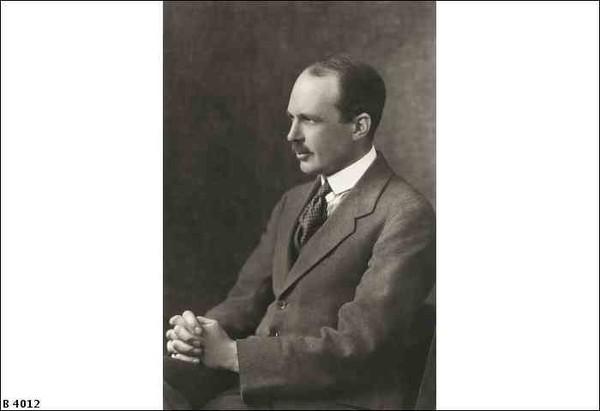 Image: Sir William Lawrence Bragg