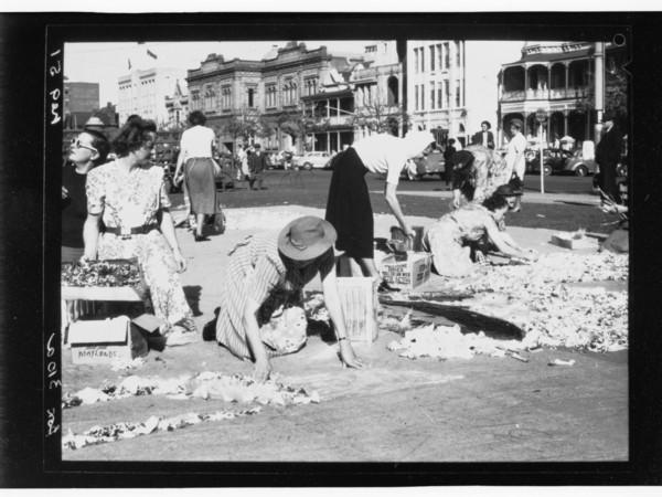 Flower Day 1949