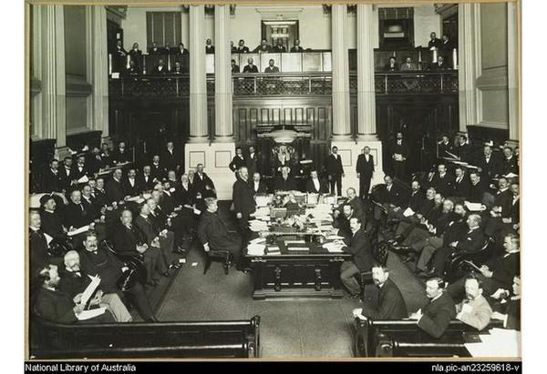 First Commonwealth tariff, 1901